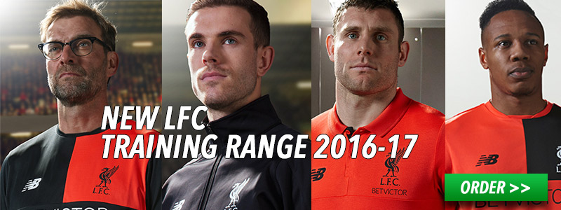 New LFC Training Range 2016-17