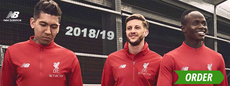 New LFC Training Kits 2018-19