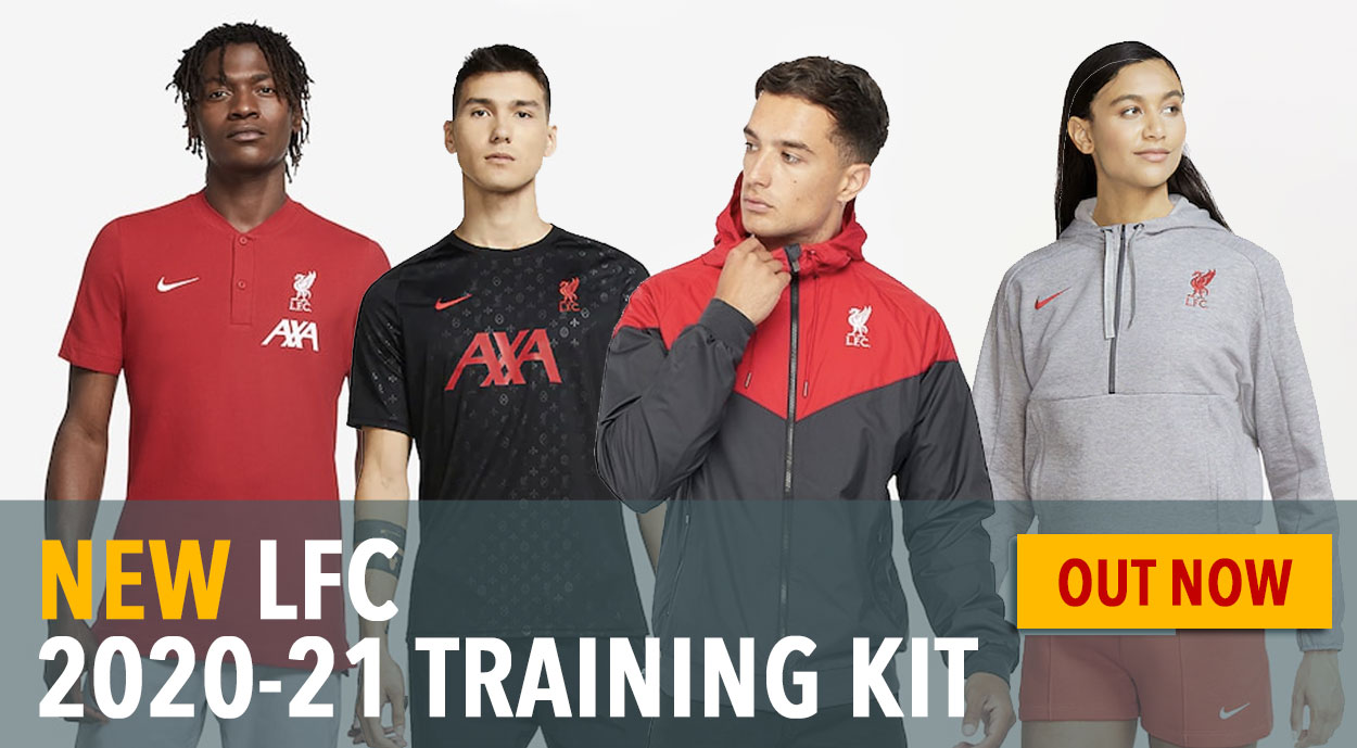 New LFC Training Kits 2020-21