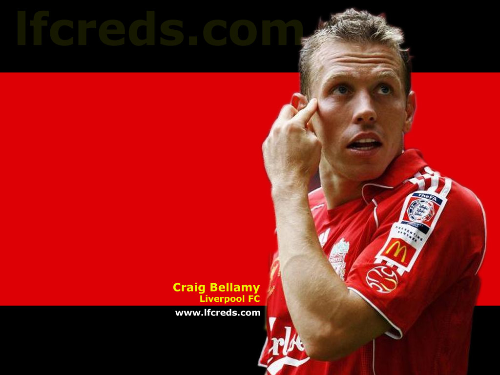 Craig Bellamy Wallpaper