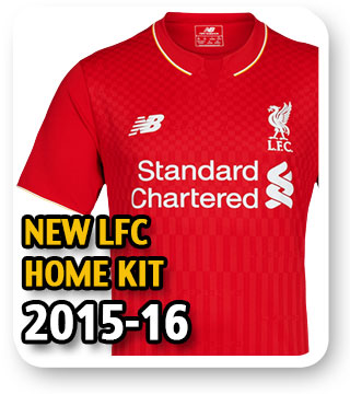 Official LFC Home Kit 2015/16