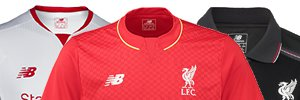 LFC Official Kits 2015-16