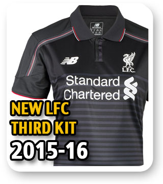 Official LFC Third Kit 2015/16