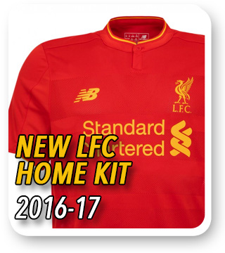 Official LFC Home Kit 2016/17