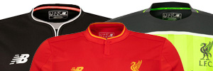 LFC Official Kits 2016-17