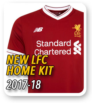 Official LFC Home Kit 2017/18
