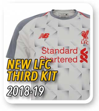 2ec802458a5 NEW LIVERPOOL FC SHIRTS AND KITS - Official Liverpool FC kit and ...