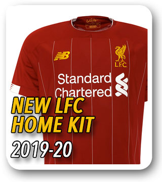 huge selection of e51e4 4e200 NEW LIVERPOOL FC SHIRTS AND KITS - Official Liverpool FC kit ...