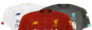 LFC Official Kits 2019-20