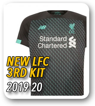 huge selection of 3ee07 c9641 NEW LIVERPOOL FC SHIRTS AND KITS - Official Liverpool FC kit ...