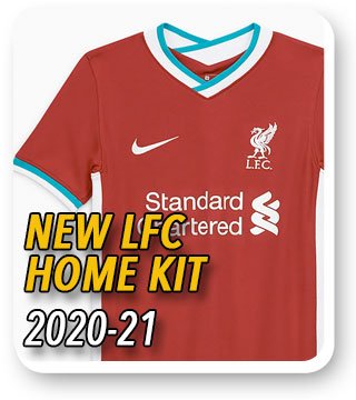 Official LFC Home Kit 2020/21