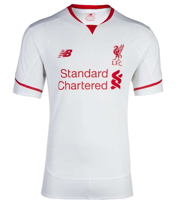 New Liverpool Away Shirt 2014-15
