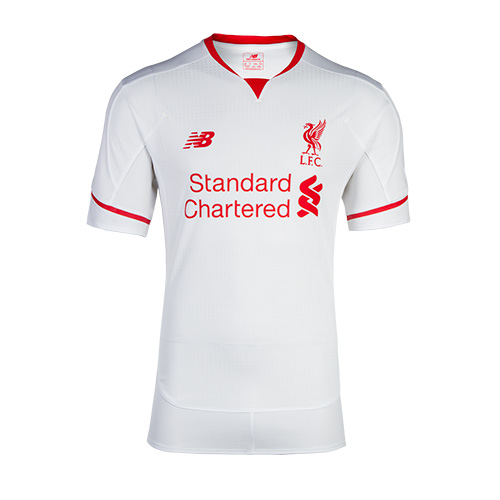 LFC Kids Short Sleeve Away Shirt 15/16
