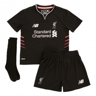 LFC Away 16-17 Kids Kit