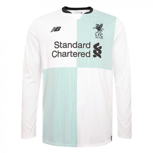 Away Shirt Kids Long Sleeve