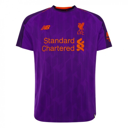 NEW LIVERPOOL FC 2018-19 AWAY SHIRT AND KIT - New Official 2018 19 ... 6e9bd4a6c