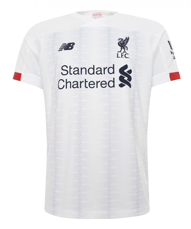 promo code b8d99 69a3e NEW LIVERPOOL FC 2019-20 AWAY SHIRT AND KIT - New Official ...