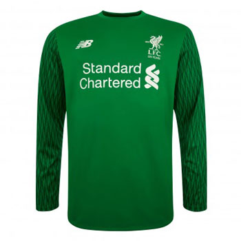 LFC Home Goalkeeper Shirt Adults