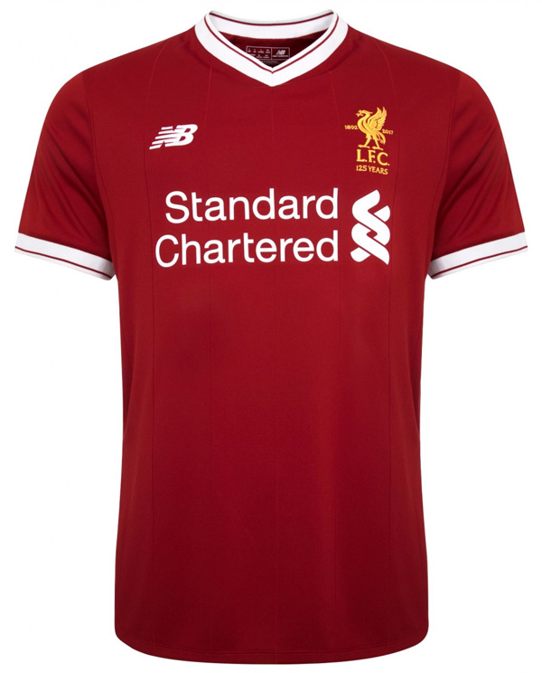 New Liverpool Home Shirt 2017-18