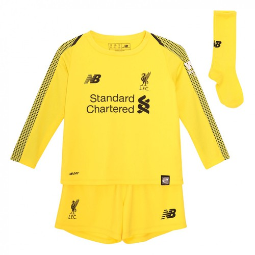 LFC Home Goalkeeper Kit Kids