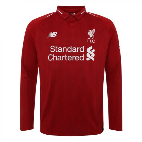 Home Shirt Kids Long Sleeve