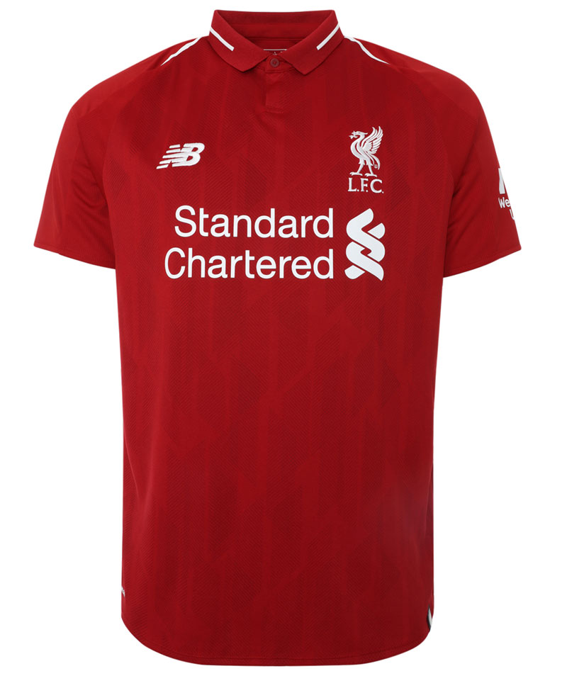 NEW Liverpool FC Home Kit and Shirts 2018 19 - Official  72349fb8e