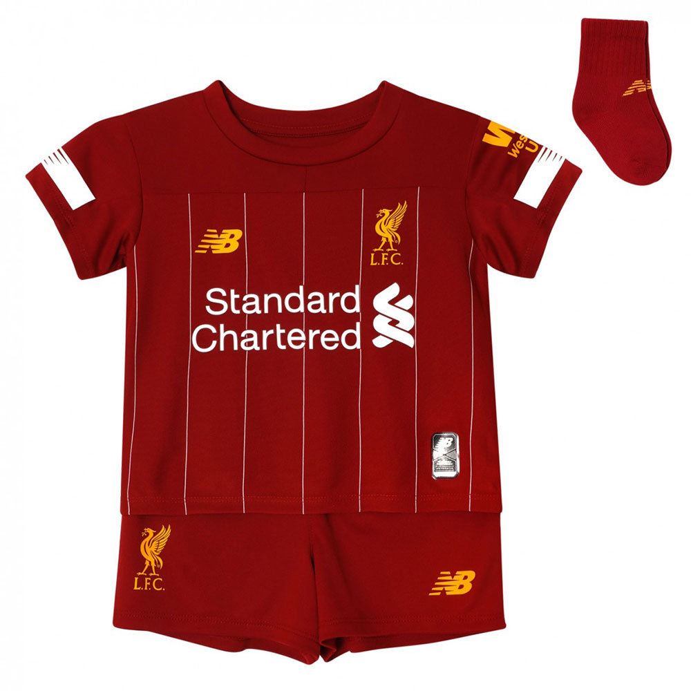 LFC Home 19-20 Baby Kit