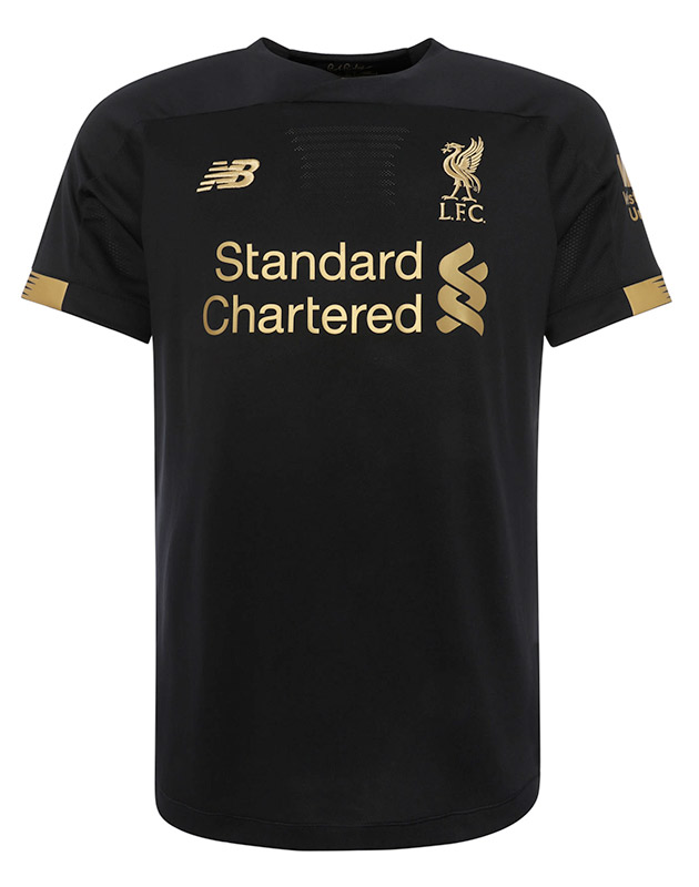 New LFC Home Goalkeepers Kit for 2019-20
