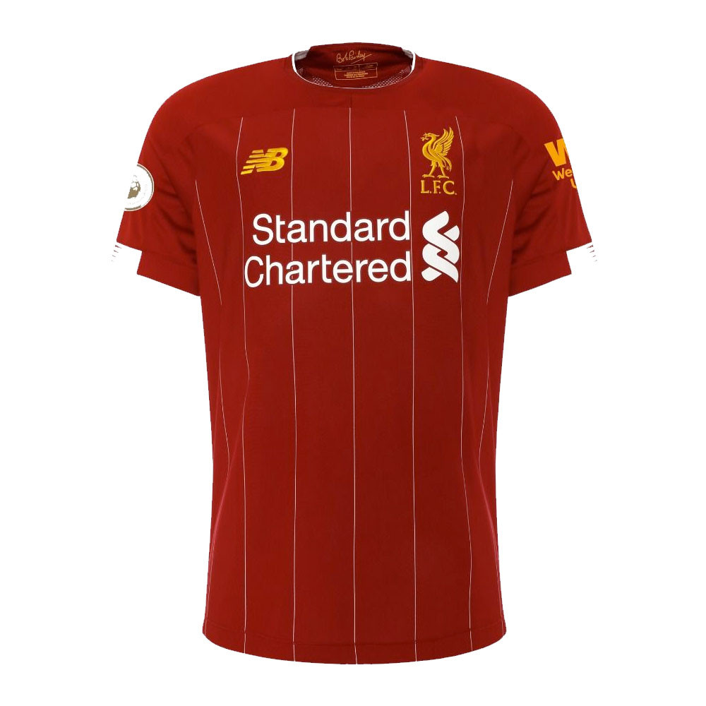 LIMITED EDITION: Home Shirt - League Champions LFC Kit