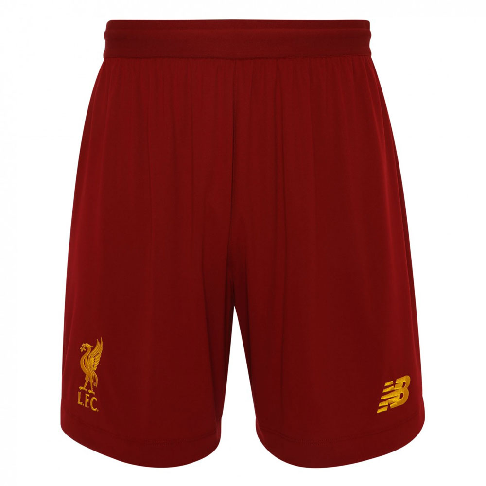 LFC Home 2019-20 Kids Shorts