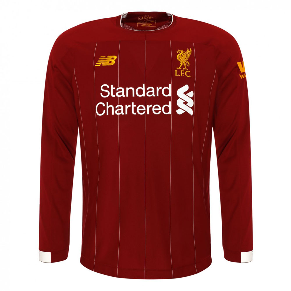 Home Shirt Mens Long Sleeve