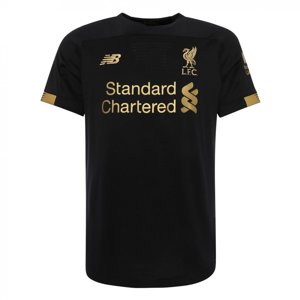 LFC Home Goalkeeper Short Sleeve Kids