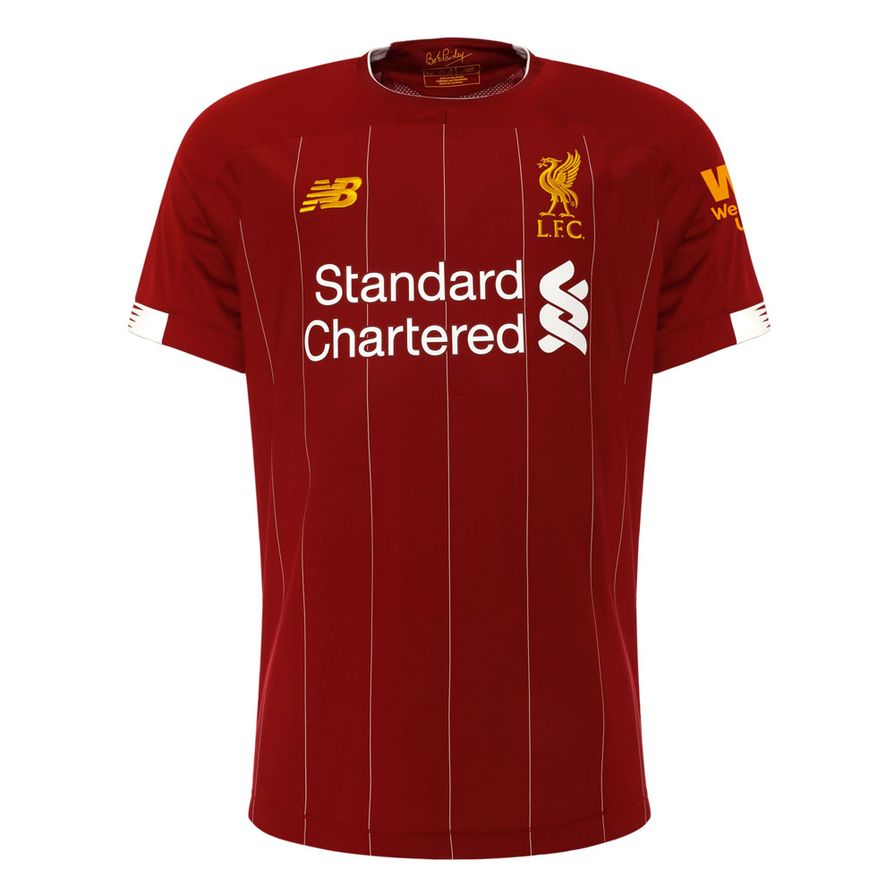 0f44af73c NEW Liverpool FC Home Kit and Shirts 2019 20 - Official