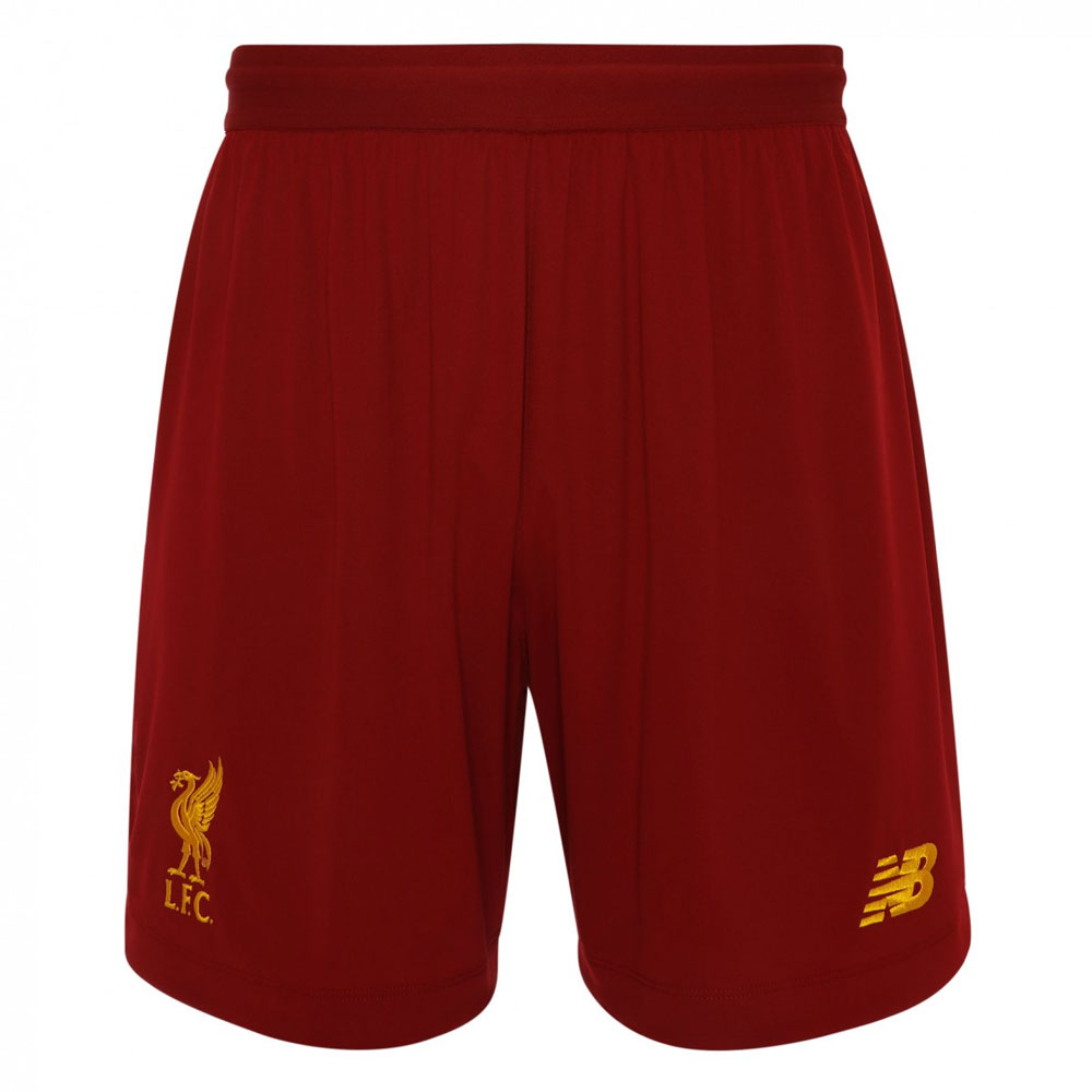 LFC Home 2019-20 Mens Shorts
