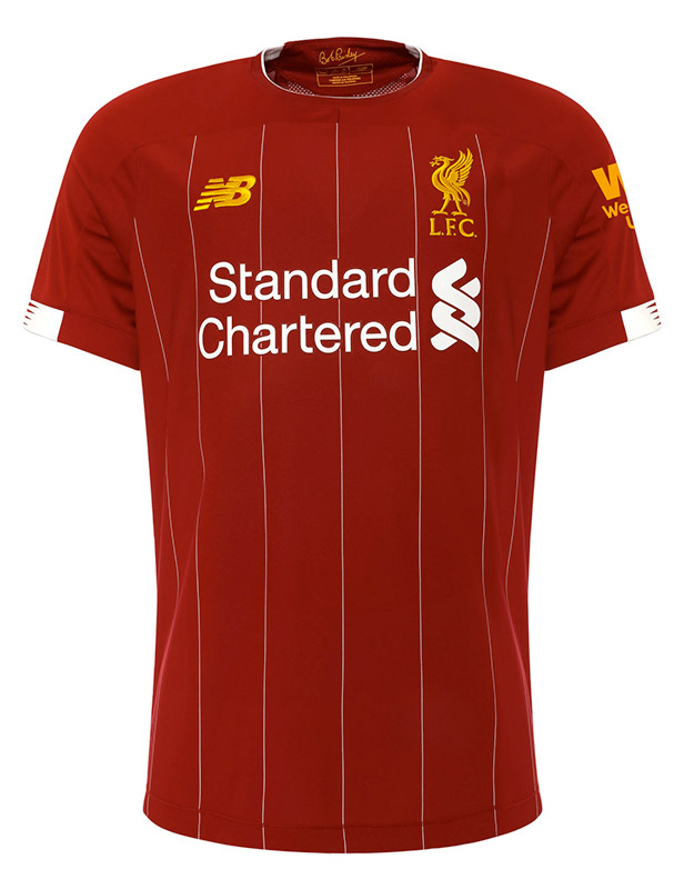 db045f2bb NEW Liverpool FC Home Kit and Shirts 2019 20 - Official