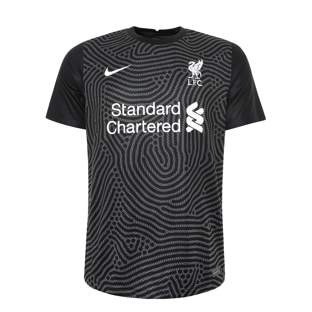 LFC Home Goalkeeper Short Sleeve Adults