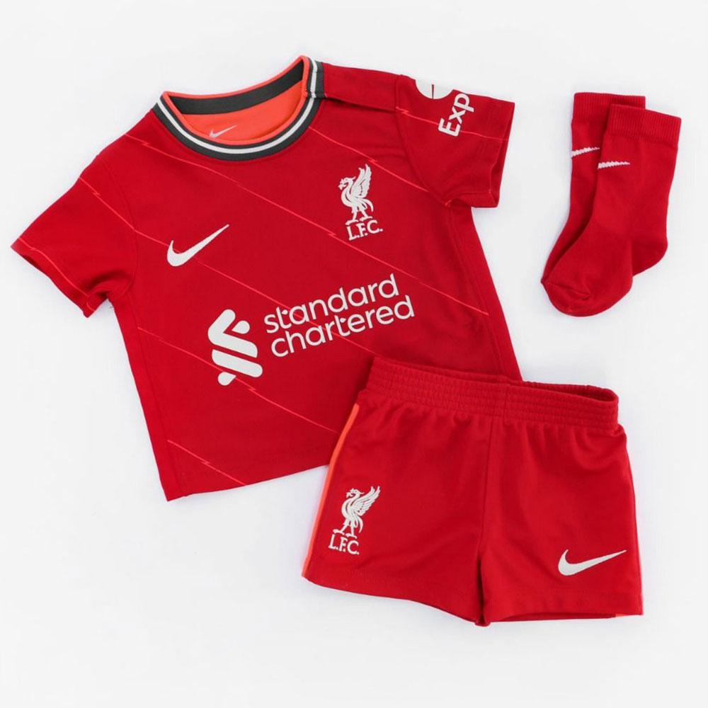 LFC Baby Home Kit 2021-22