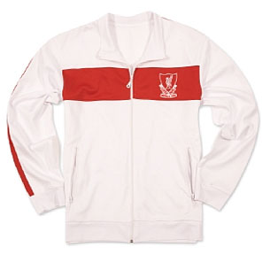 Liverpool FC 1980s Heritage Tracktop