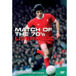 Liverpool Match of the 70s DVD