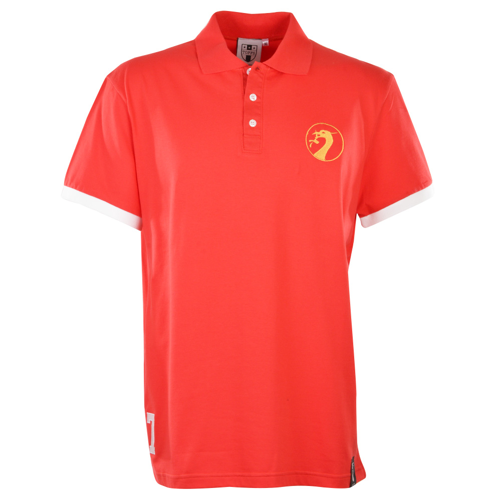 Liverpool Polo - Red/White
