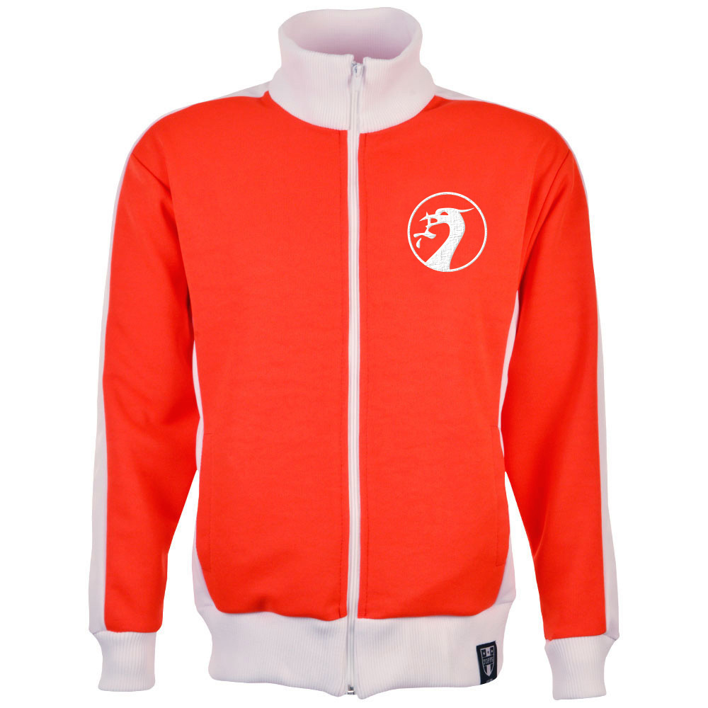 Liverpool Retro Track Top