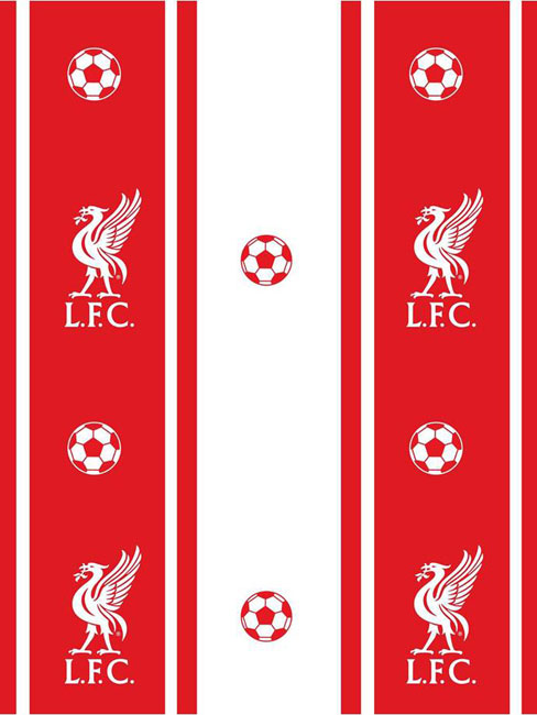 Liverpool Fc Homeware Wide Range Of Official Liverpool