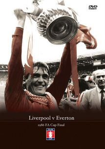 Liverpool v Everton 1986 FA Cup Final DVD