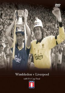Wimbledon v Liverpool 1988 FA Cup final DVD