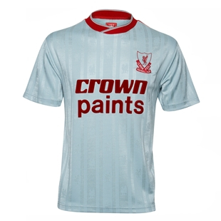 87/88 Away Retro Shirt