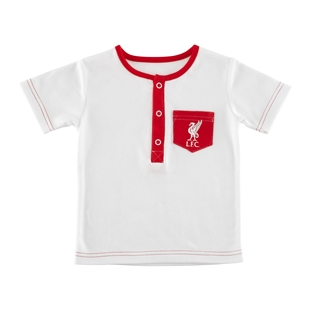 LFC Boys Shorts & Tee Set