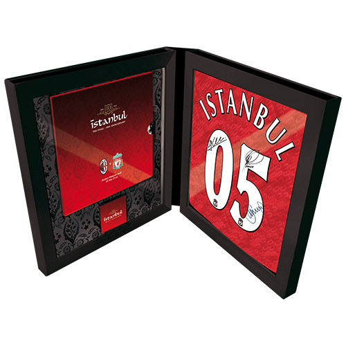 Istanbul 10th Anniversary Boxed Shirt