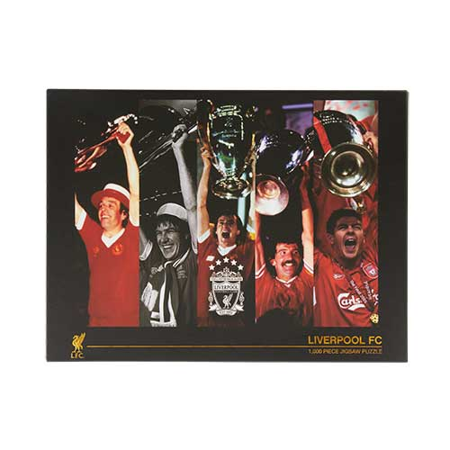 LFC European Cup Winners Puzzle