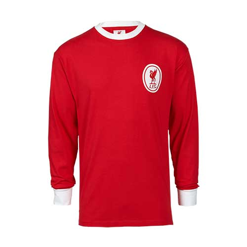 Liverpool 1964 Long Sleeve Retro Shirt
