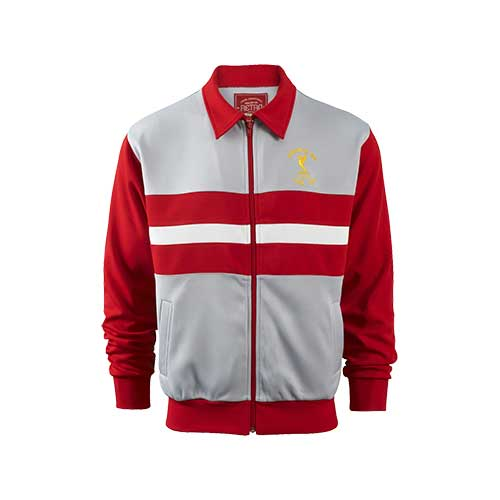 Liverpool FC Rome 84 Retro Jacket